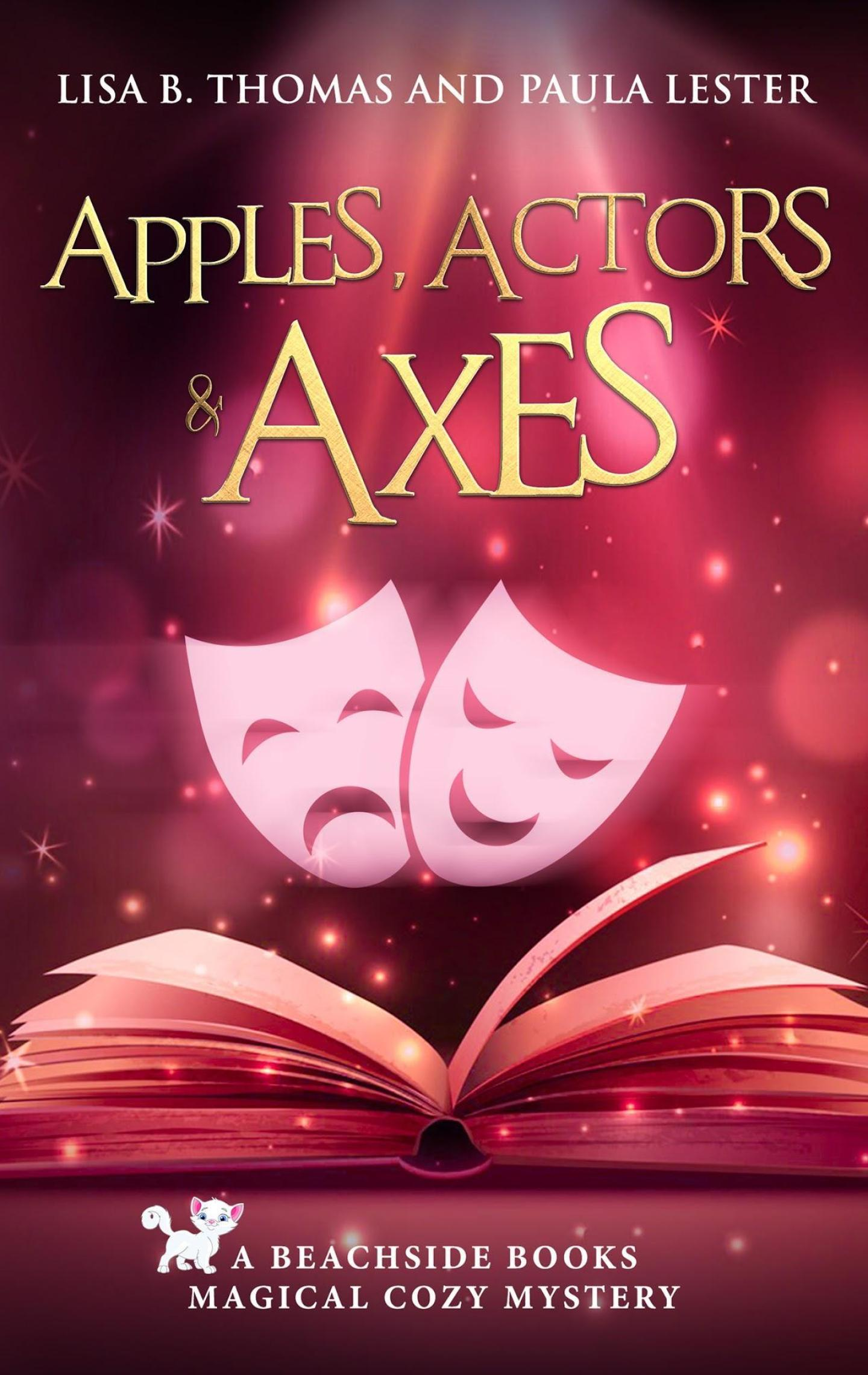 Apples, Actors and Axes (Beachside Books 2)