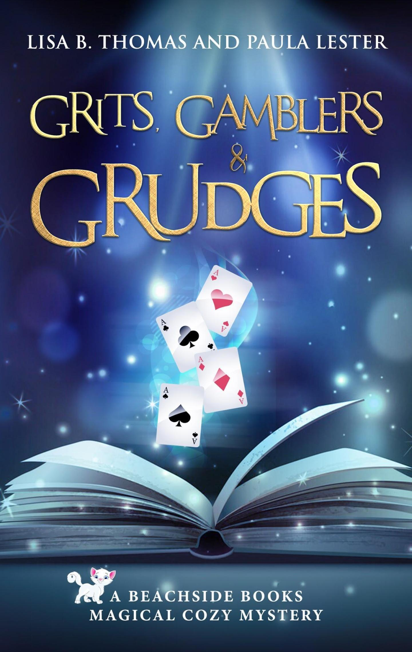 Grits, Gamblers and Grudges (Beachside Books 3)