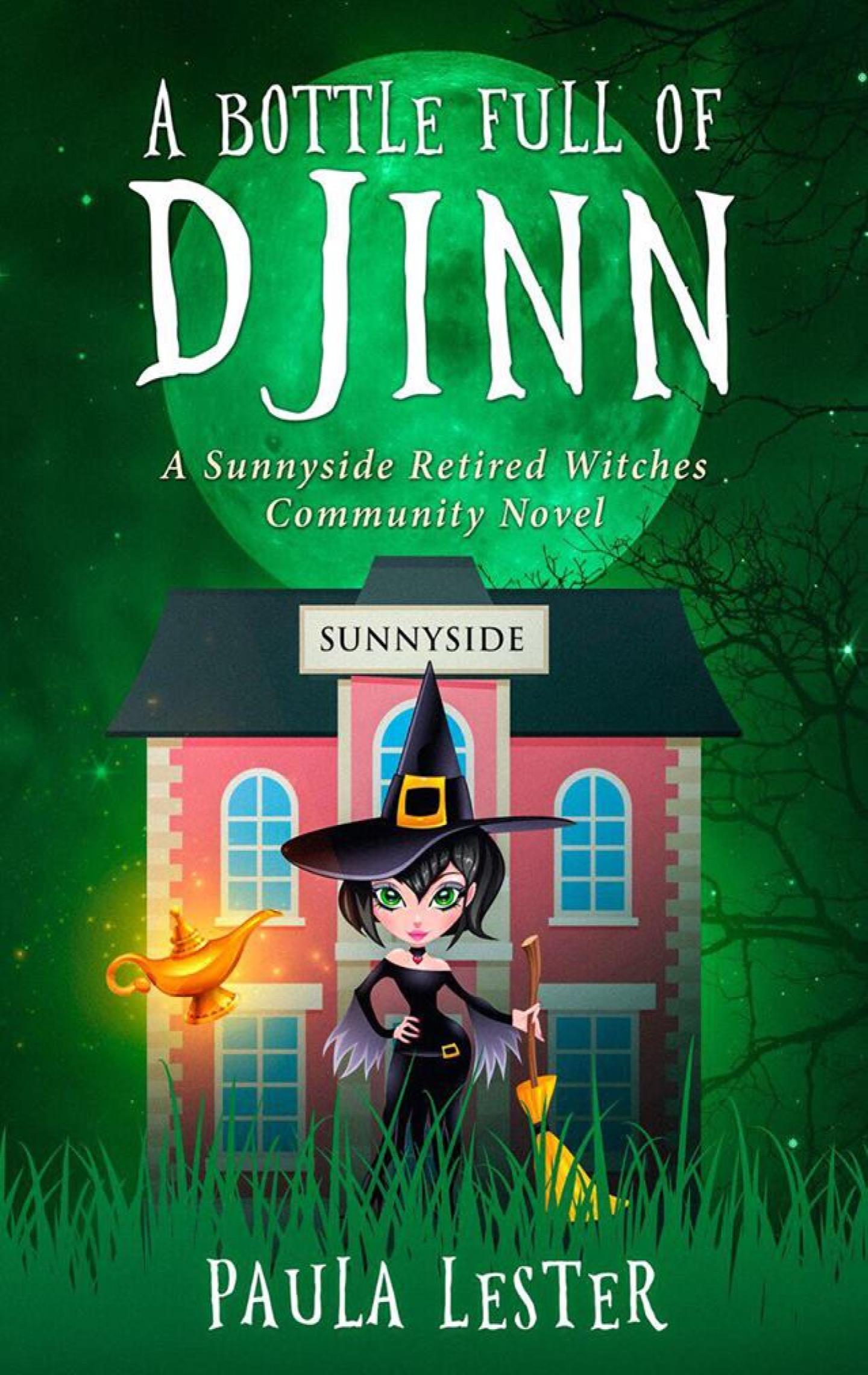A Bottle Full of Djinn (Sunnyside 1)