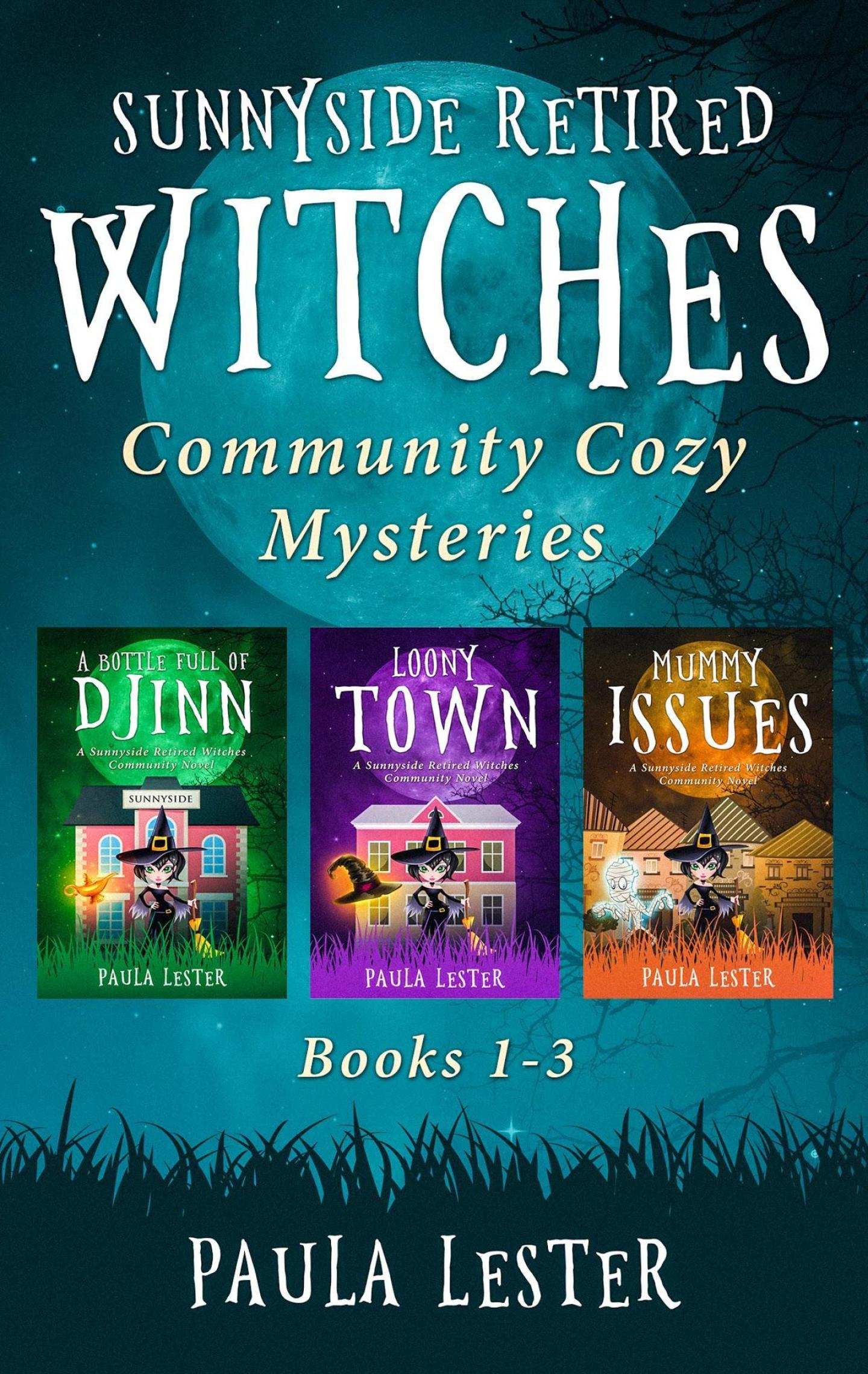 Sunnyside Retired Witches Community Series Boxset 1