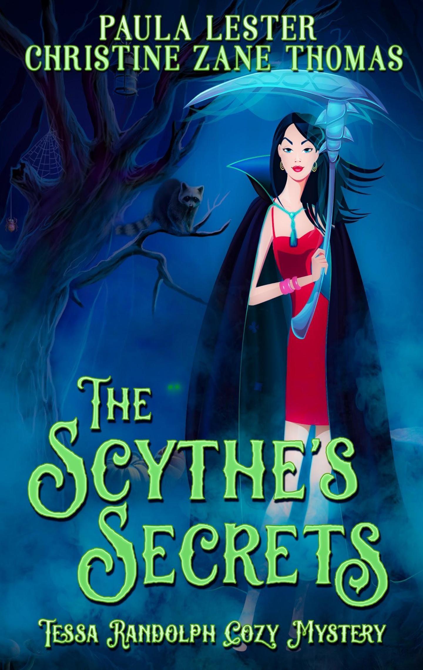 The Scythe's Secrets (Tessa Randolph 2)