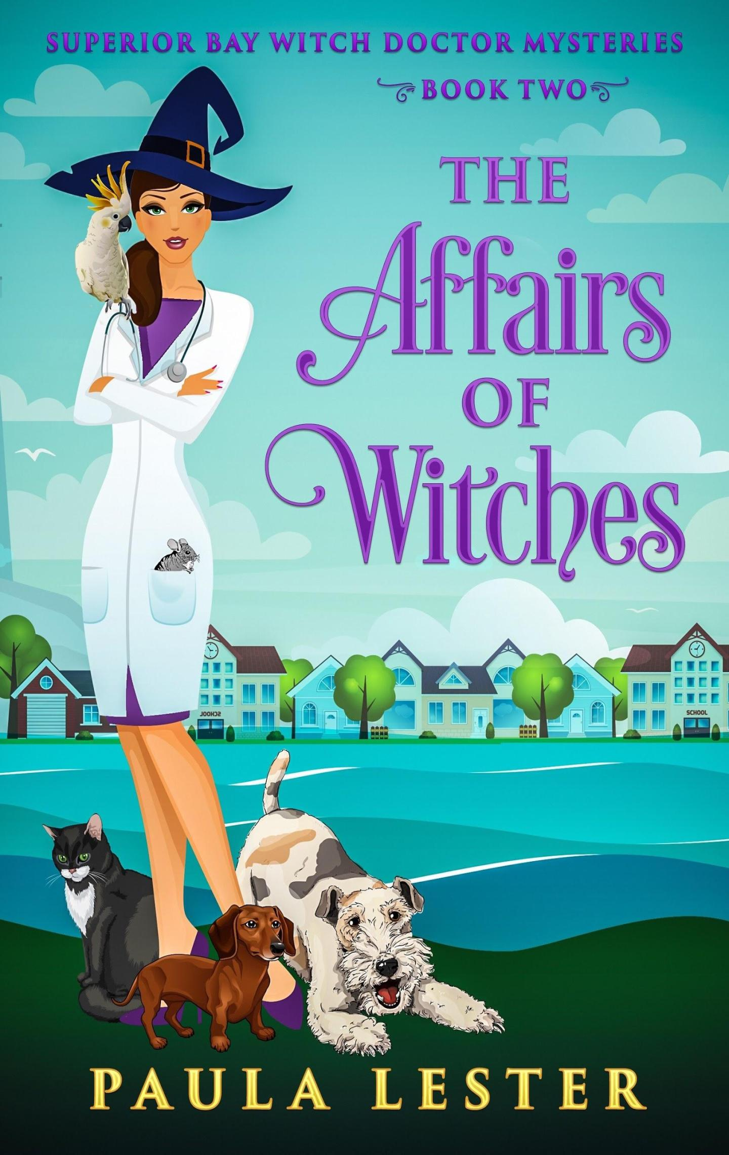 The Affairs of Witches (Witch Doctor 2)